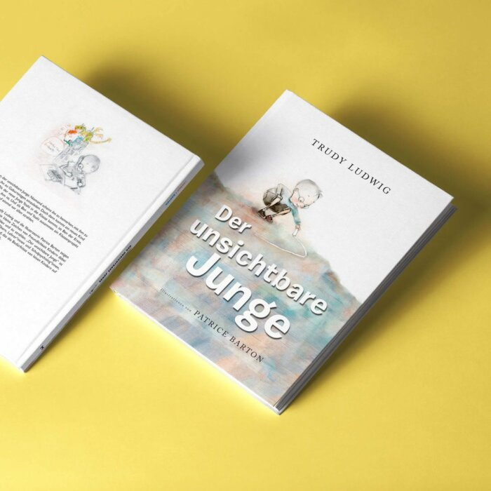 Bilderbuch Der unsichtbare Junge